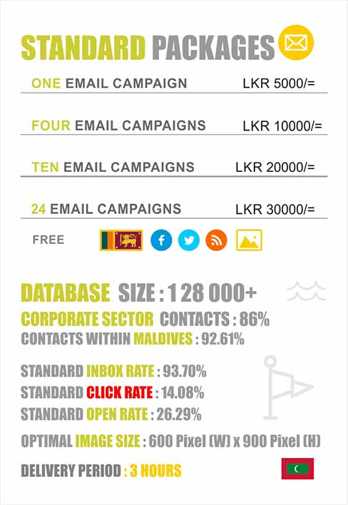 Email Marketing Campaign in Maldives